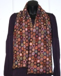 Sophie Digard crochet scarf. Price: $349.00